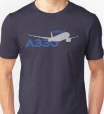 Camiseta unisex AIRBUS A330