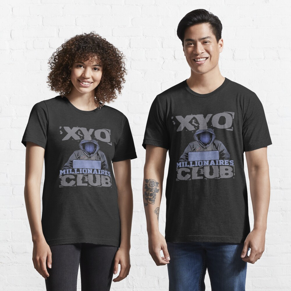 XYO Millionaires Club Design by MbrancoDesigns Essential T-Shirt