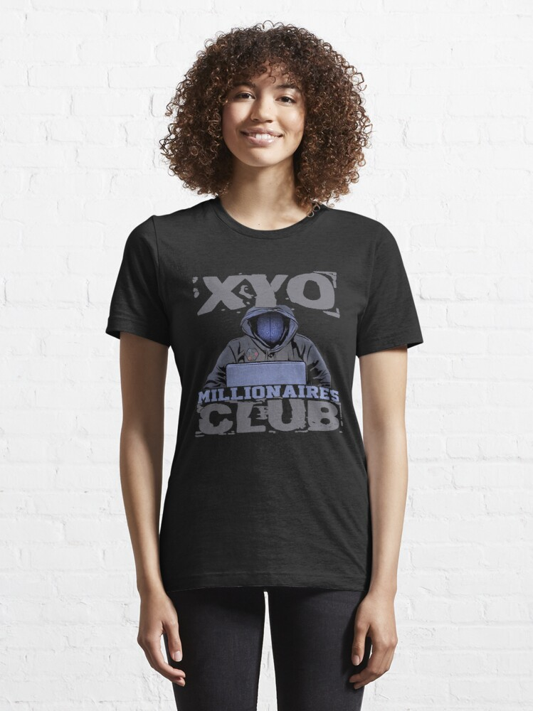 Alternate view of XYO Millionaires Club Design by MbrancoDesigns Essential T-Shirt