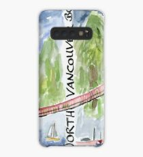 Hi from North Vancouver I Case/Skin for Samsung Galaxy