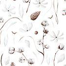 Frutos y algodón art by Tuky Waingan