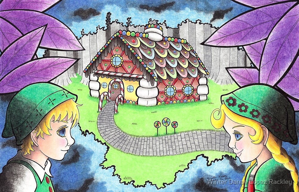 Hansel and Gretel by Winter Lopez Rackley