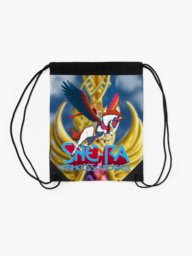 Alternate view of She-Ra Princess Of Power Drawstring Bag