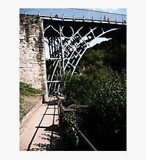 Iron Bridge - Telford Photographic Print