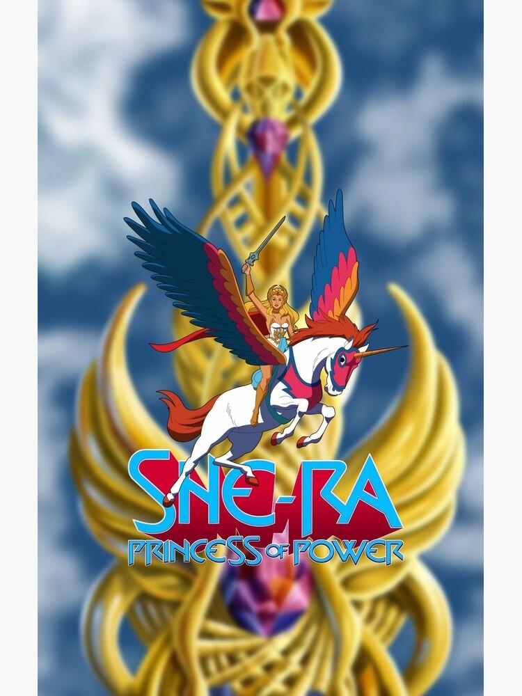 She-Ra Princess Of Power by HausOfAyr