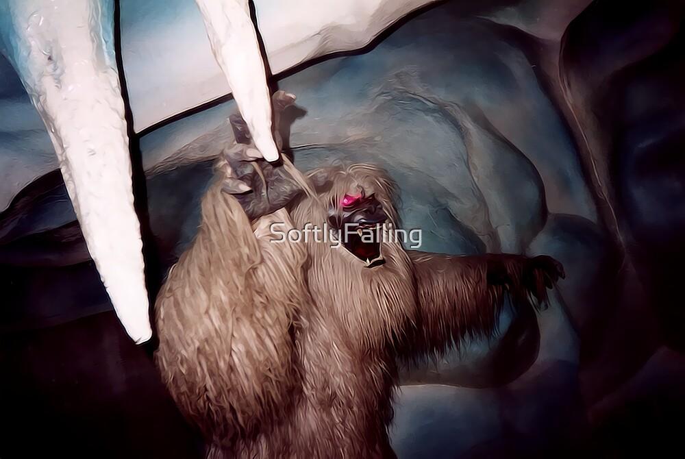 The Matterhorn Yeti by SoftlyFalling