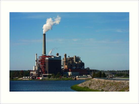 Power Plant by Daniel Owens
