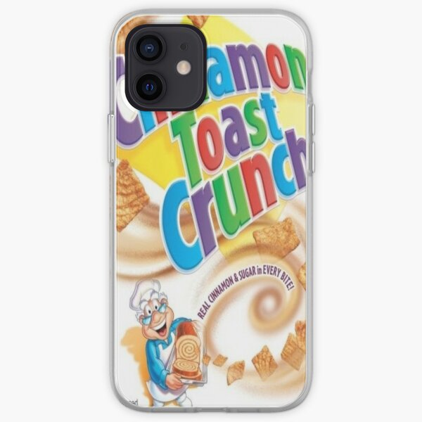 Cinnamon Toast Crunch iPhone Soft Case