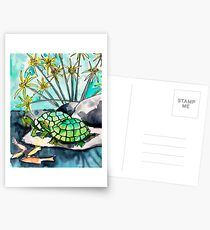 Turtle Lounge Postcards