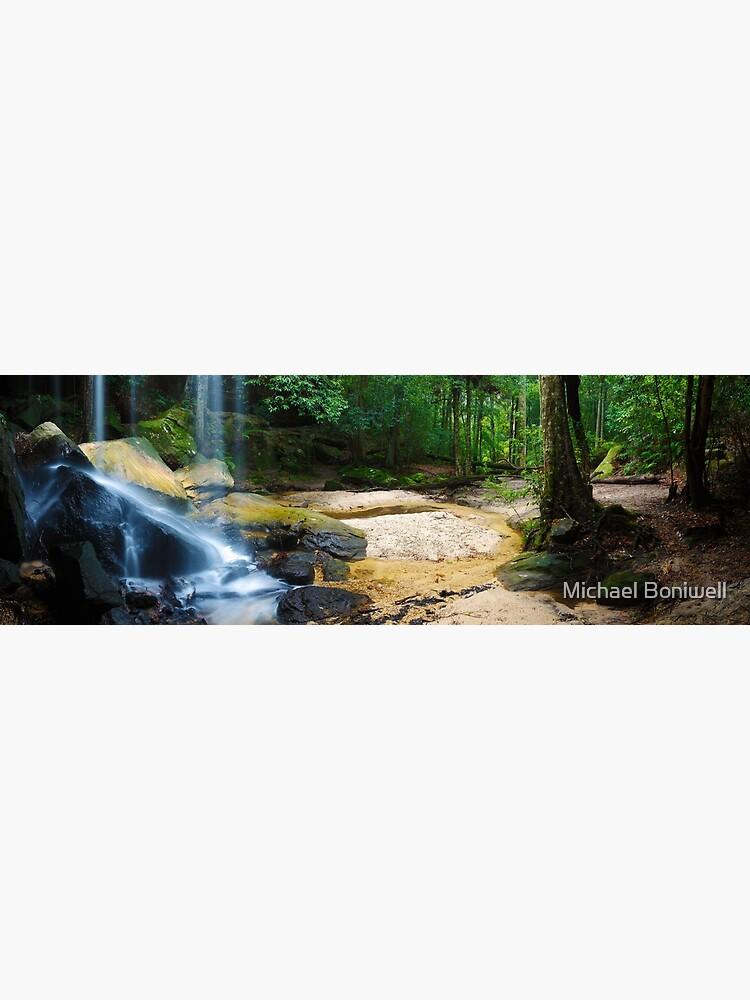 Oakland Falls, Hazelbrook, New South Wales, Australia by Chockstone