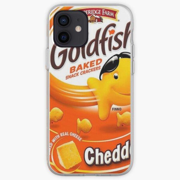 Goldfish iPhone Soft Case