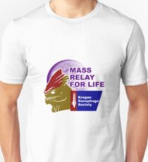 Mass Relay for Life - Genophage Awareness T-Shirt