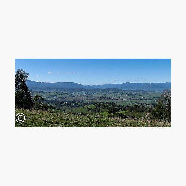 Yarra Valley Photographic Print