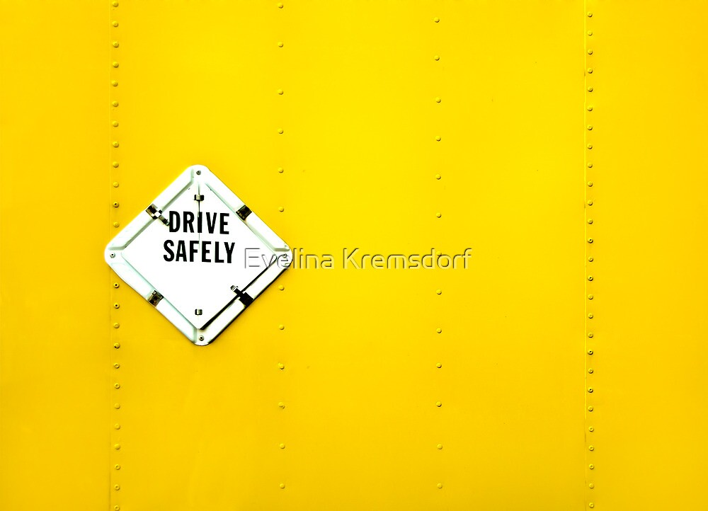 Drive Safely by Evelina Kremsdorf