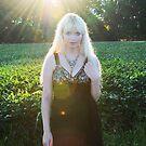 sun flare by Micki Ferguson