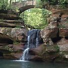 Hocking Hills Ohio, Water Fall by Tigers-Shadow