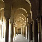 Arches - Grand Mosque, Tunisia by BlackhawkRogue