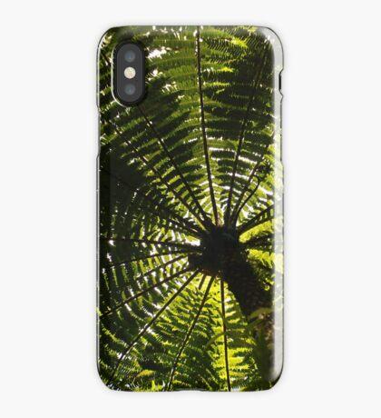 fernished forest, madagascar iPhone Case/Skin