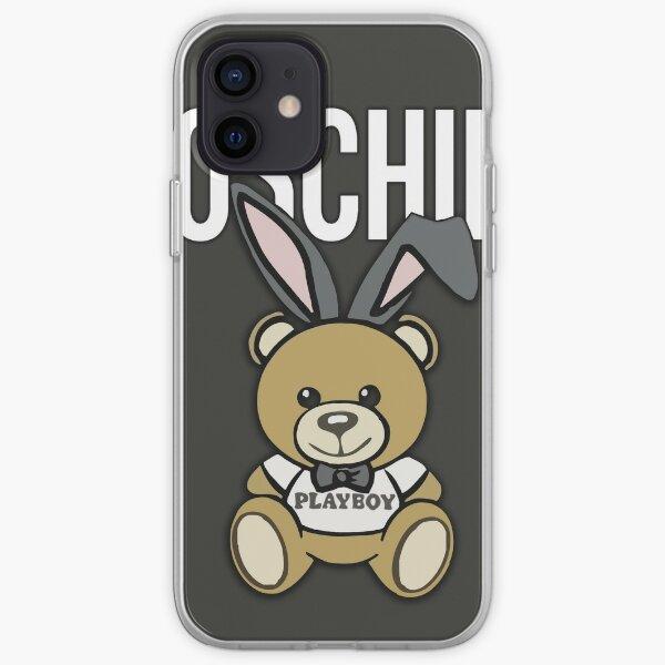 Mschino Playboy iPhone Soft Case