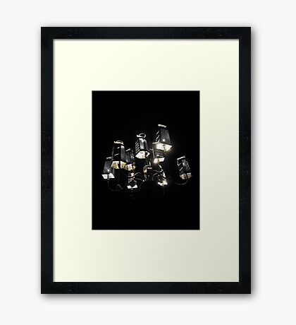 cheeselier Framed Print