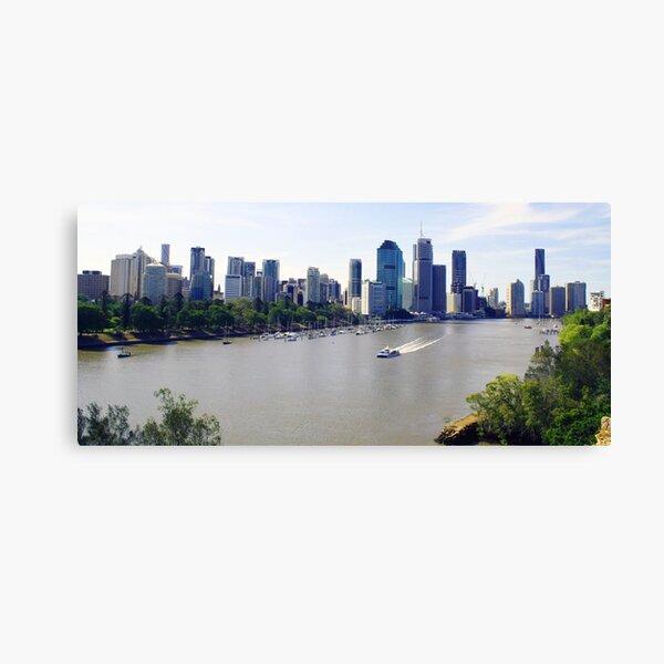 Beautiful Brisbane Canvas Print