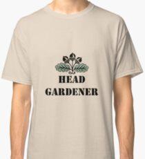 Head Gardener Classic T-Shirt