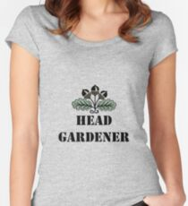 Head Gardener Women's Fitted Scoop T-Shirt