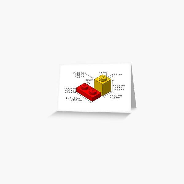 LEGO Dimensions Greeting Card