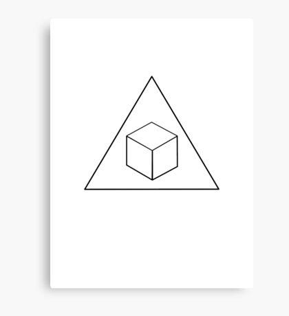 Delta Cubes - Community Canvas Print