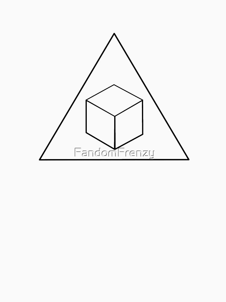 Delta Cubes - Community | Unisex T-Shirt