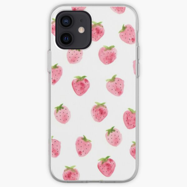 Strawberry iPhone Case iPhone Soft Case