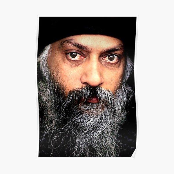 Bhagwan Rajneesh - WILD WILD COUNTRY Poster