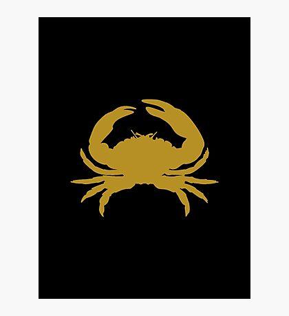 Cancer - Zodiac Symbols Photographic Print