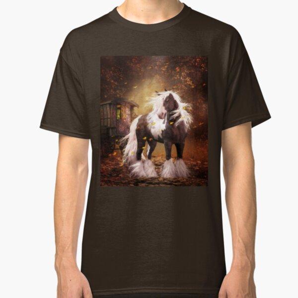 Gypsy Gold - Gypsy Vanner horse Classic T-Shirt