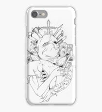Grace For Leaving - Benedict iPhone Case/Skin