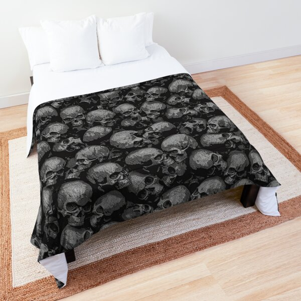 Totally Gothic Comforter