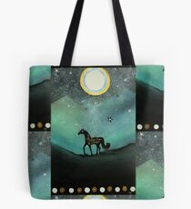 Unicorn Believe In Magic Tote Bag