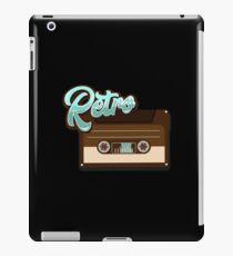 Vinilo o funda para iPad Retro 80s 90s Cassette Tape