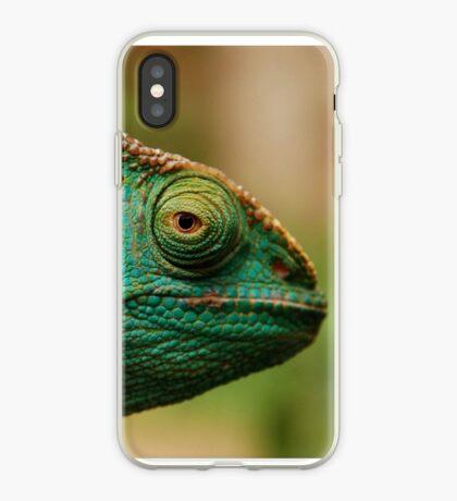 karma chameleon? iPhone Case
