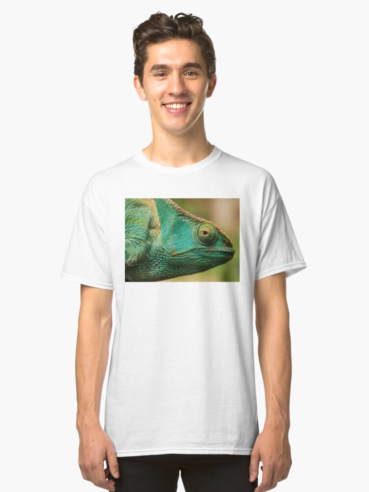 karma chameleon? Classic T-Shirt Front