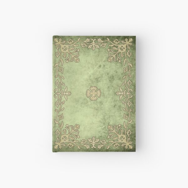 Black Clover Yuno Grimoire Hardcover Journal