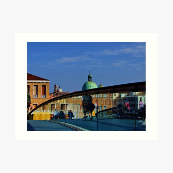 Also this is Venice 2 Art Print