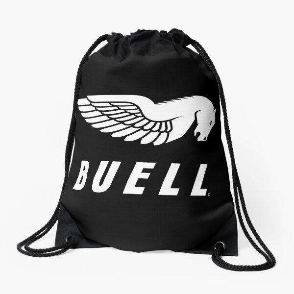 Buell Classic Motor Drawstring Bag