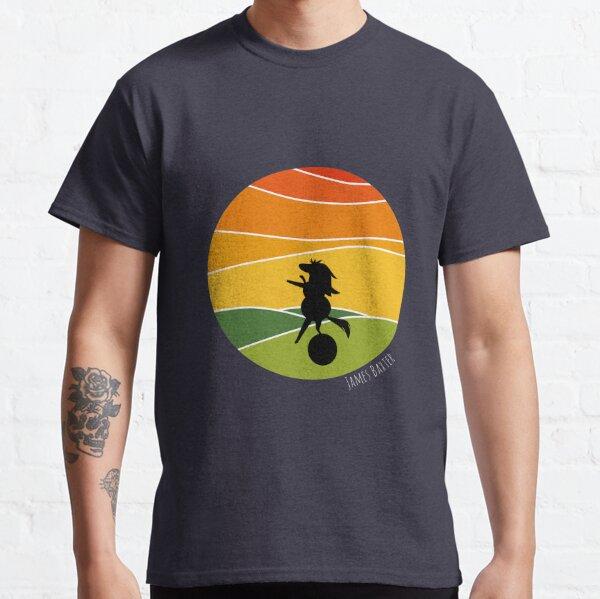 James Baxter Sunset Adventure Time ™ T-shirt classique