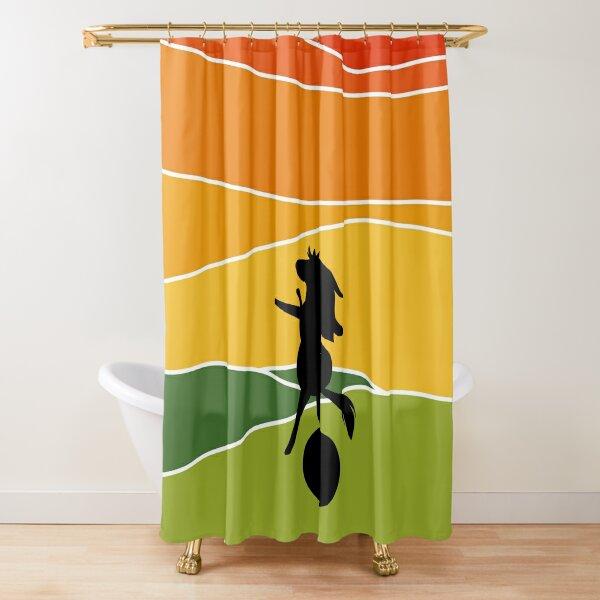 James Baxter Sunset Adventure Time™ Shower Curtain
