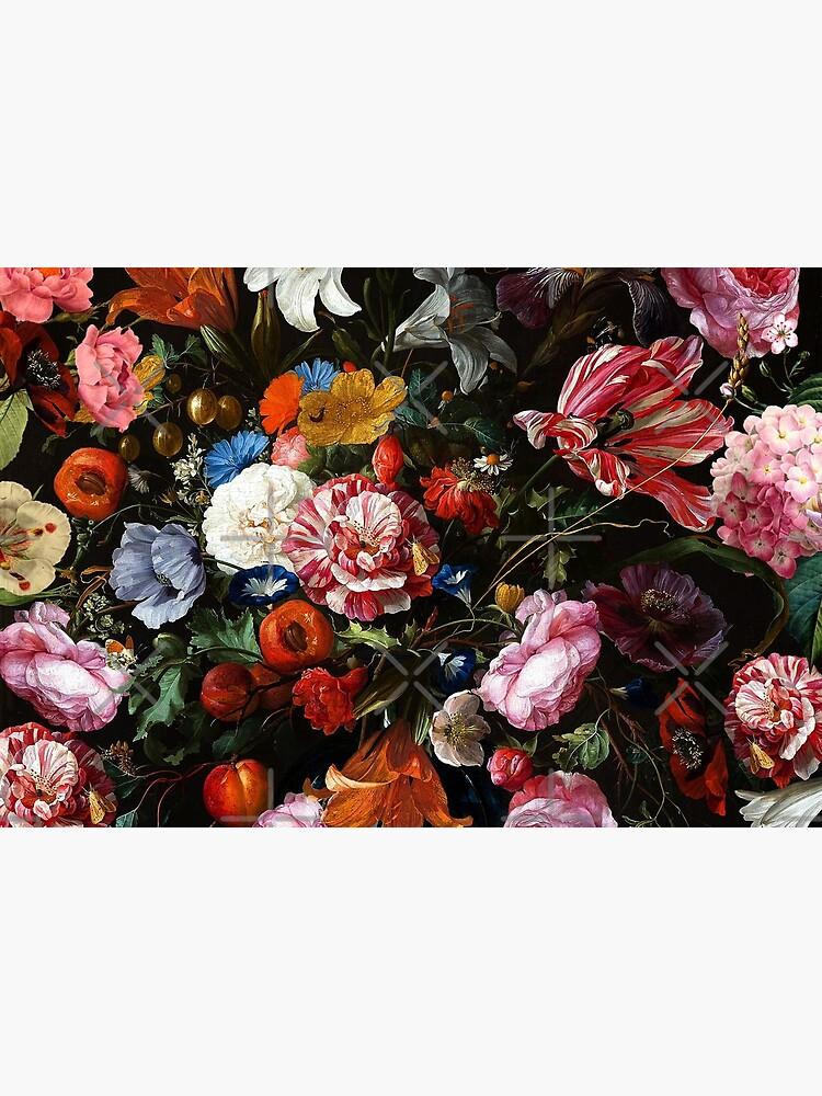 Dutch Midnight Garden by UtArt