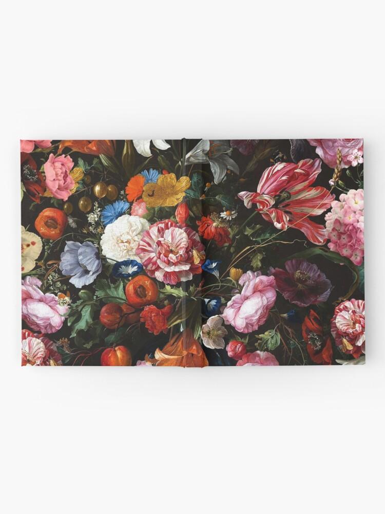 Alternate view of Dutch Midnight Garden Hardcover Journal
