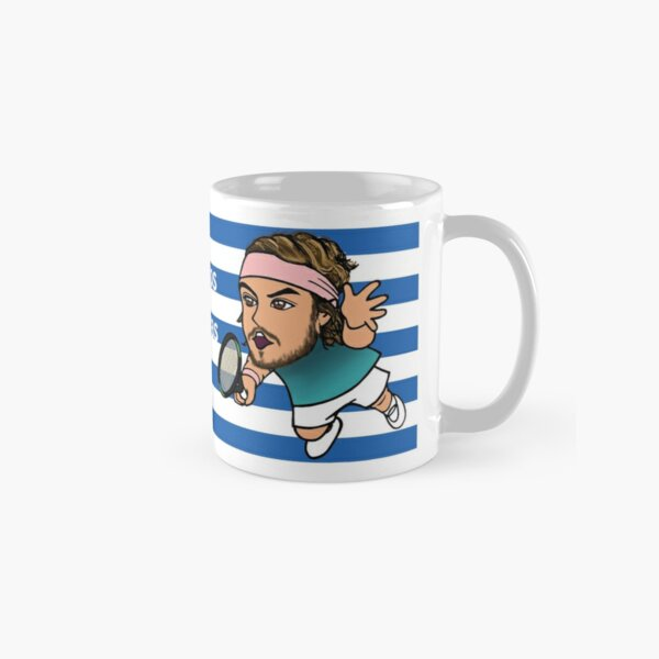 Stefanos Tsitsipas Classic Mug