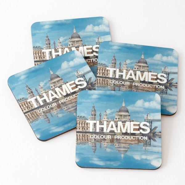 NDVH Thames Coasters (Set of 4)