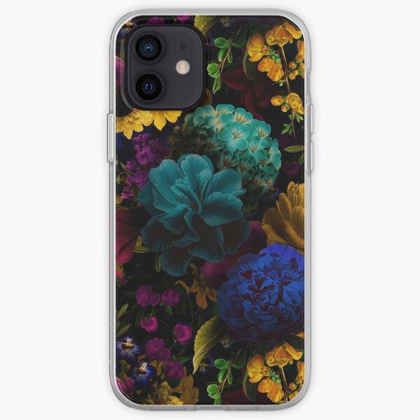 Mystical night II iPhone Soft Case